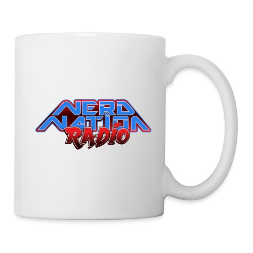 Nerd Nation Logo - Coffee/Tea Mug