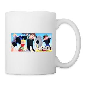 Smile Inc Hoodie - Coffee/Tea Mug