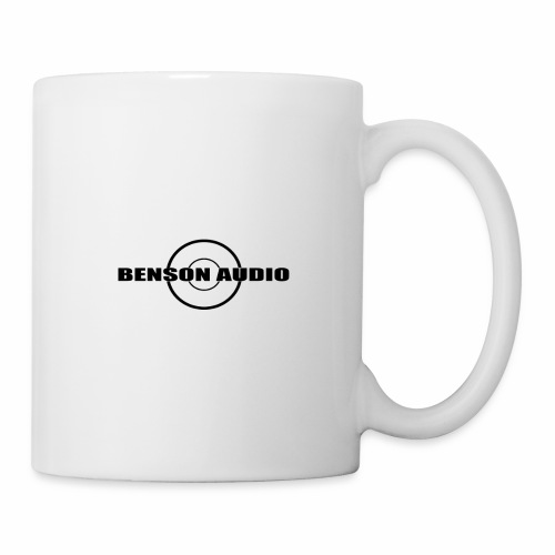 Benson Audio - Coffee/Tea Mug