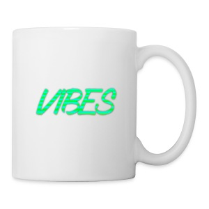 GREEN AND BLUE LOGO - Coffee/Tea Mug