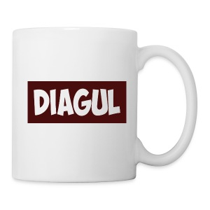Diagul shirt - Coffee/Tea Mug