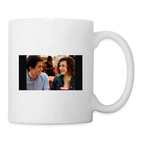 Clay and Hannah together - Coffee/Tea Mug