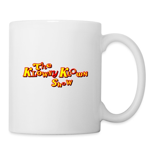 The Klowny Klown Show Logo - Coffee/Tea Mug