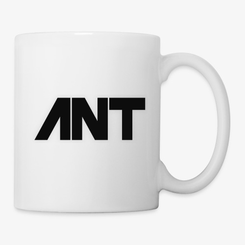 ANT | Basic White Tee - Coffee/Tea Mug
