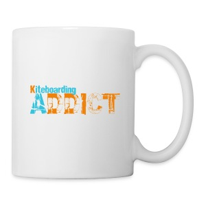 Kiteboarding addict - Coffee/Tea Mug