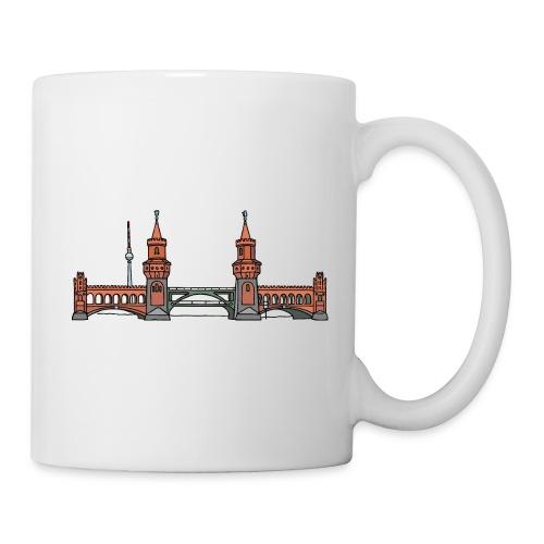 Oberbaum Bridge Berlin - Coffee/Tea Mug