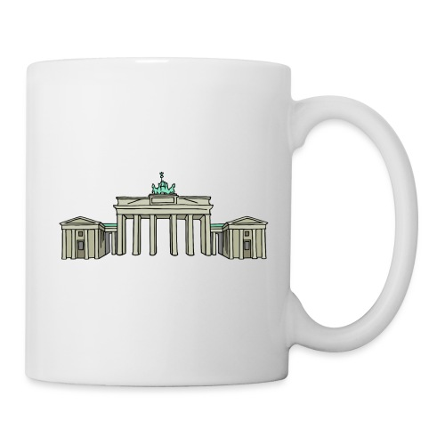 Brandenburg Gate Berlin - Coffee/Tea Mug