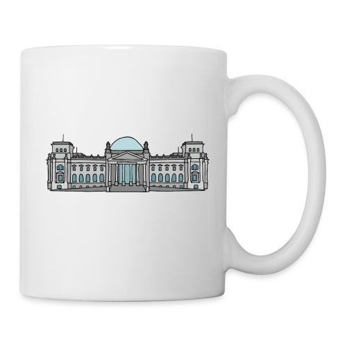 Reichstag building Berlin - Coffee/Tea Mug