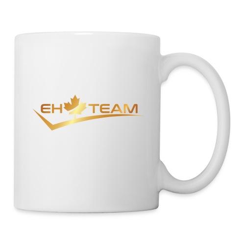 EhTeam Transparent Original Full - Coffee/Tea Mug