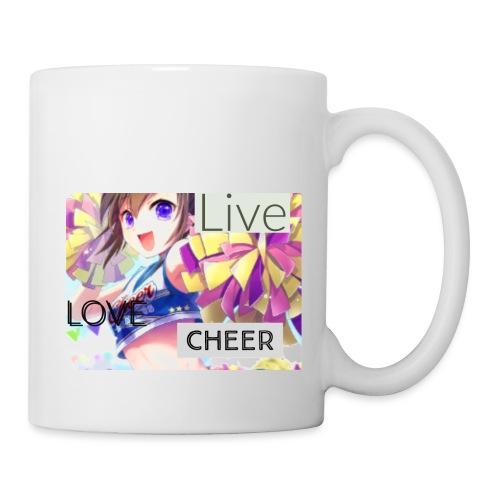 live love cheer - Coffee/Tea Mug