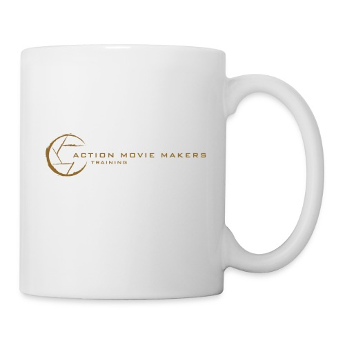 AMMT Logo Modern Look - Coffee/Tea Mug