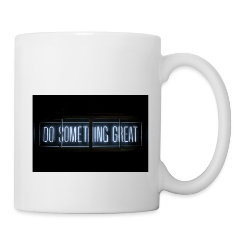 Do Something Great - Coffee/Tea Mug