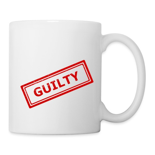 GUILTY STAMP - Coffee/Tea Mug