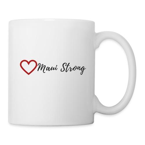 MAUI STRONG - Coffee/Tea Mug