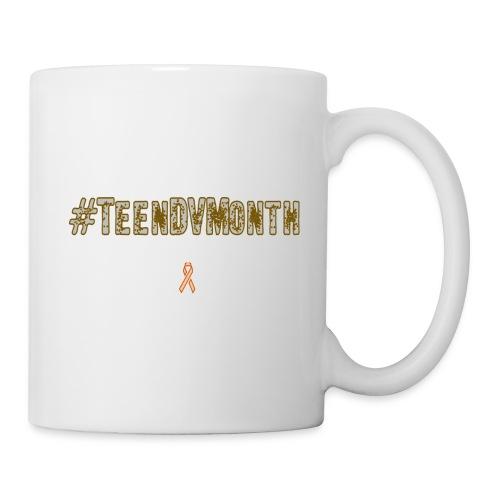 LUSU DesgnsTeen DV Month Label 1 - Coffee/Tea Mug