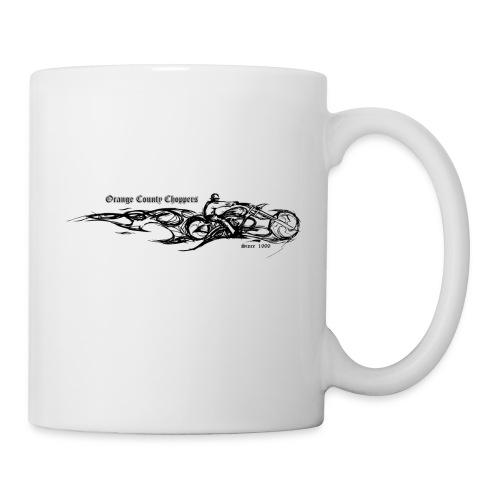 Sketch Rider Front - Coffee/Tea Mug