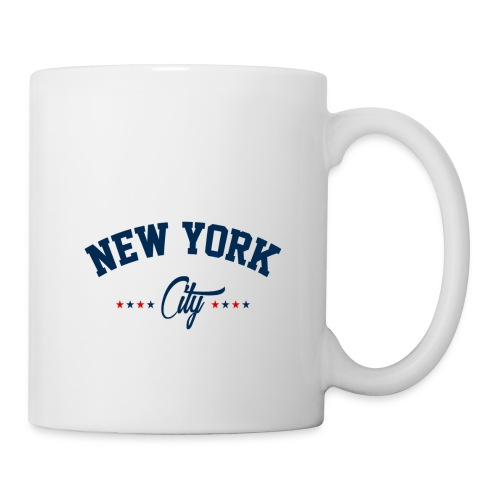 New York City Shirt - Coffee/Tea Mug