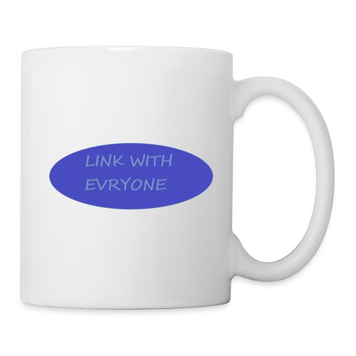 link with everyone - Coffee/Tea Mug