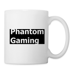 Phantom Shirt No.4 | New Logo Design - Coffee/Tea Mug