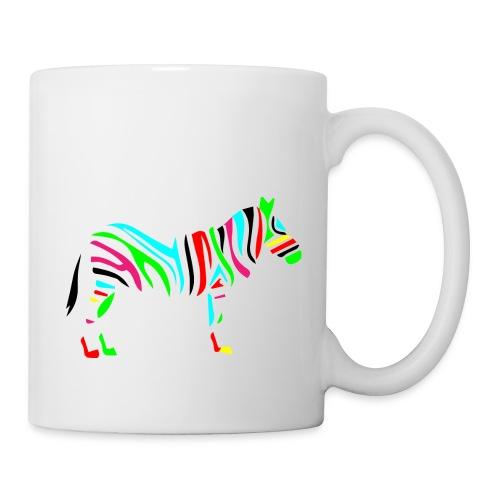 Wild_zebra - Coffee/Tea Mug