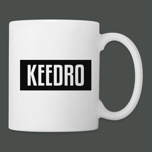 Keedro logo spreadshirt - Coffee/Tea Mug