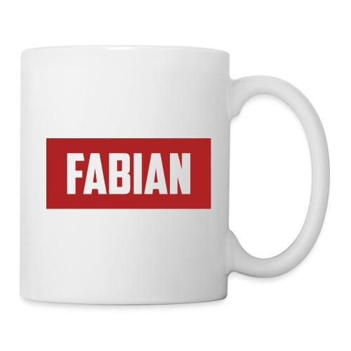 Fabian Logo - Coffee/Tea Mug