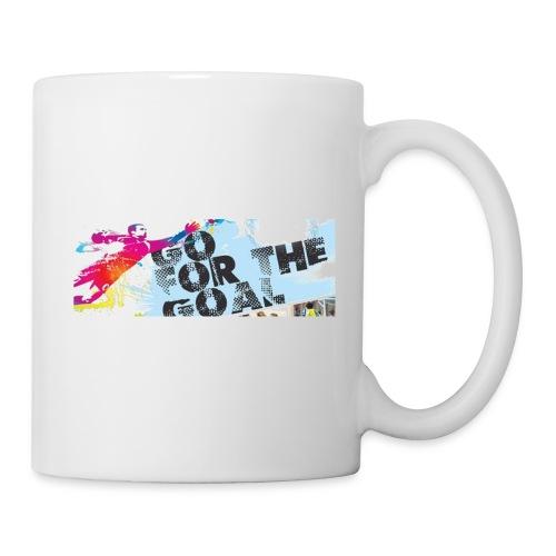 GoForTheGoal Official Products - Coffee/Tea Mug