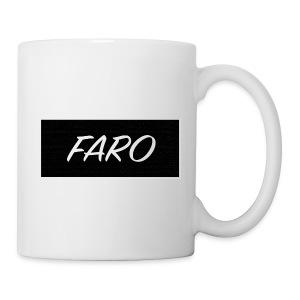 FARO_Logo - Coffee/Tea Mug