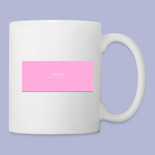TP_shirt_logo2 - Coffee/Tea Mug