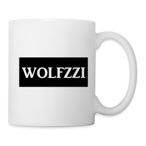 wolfzzishirtlogo - Coffee/Tea Mug