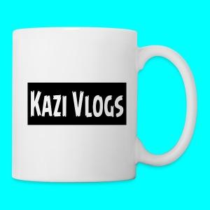 Kazi Vlogs - Coffee/Tea Mug