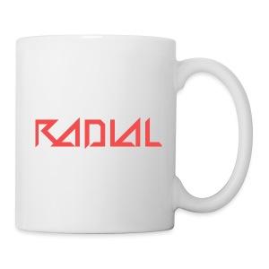 Radial_Shirt_Logo2 - Coffee/Tea Mug