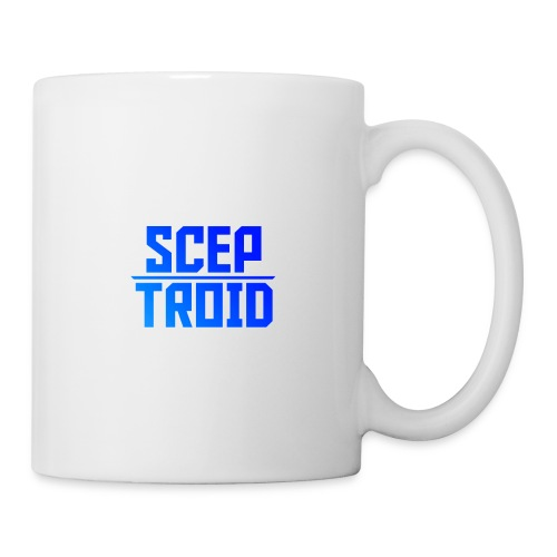 ScepTroid T-shirt! - Coffee/Tea Mug
