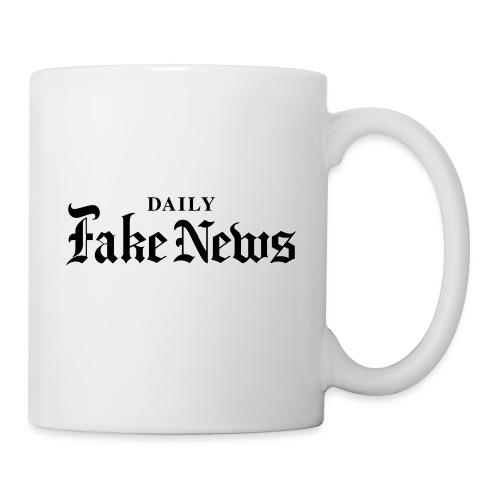 DAILY Fake News - Coffee/Tea Mug