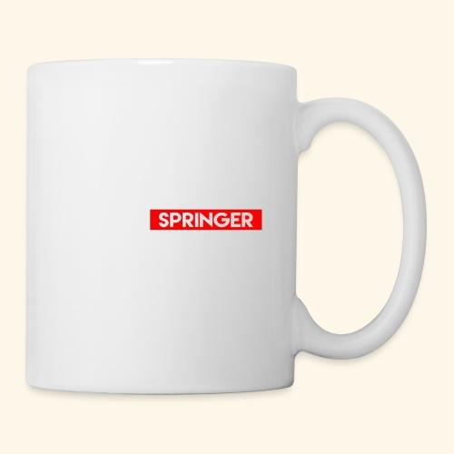 Trevor Springer (YOUTUBE EDITION) - Coffee/Tea Mug