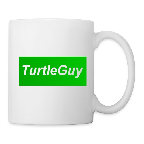 TurtleGuyYT Fan LOGO - Coffee/Tea Mug