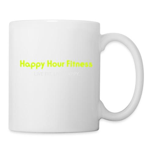 HHF_logotypeandtag - Coffee/Tea Mug