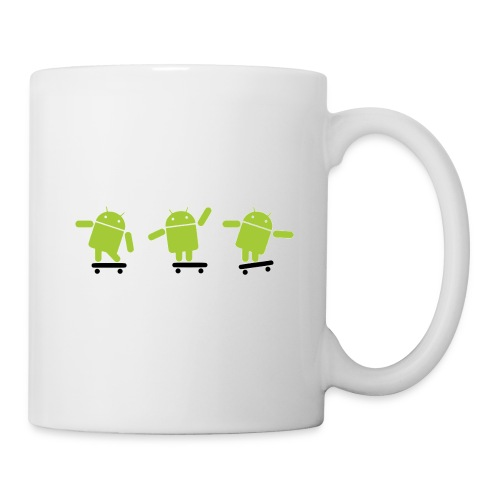 android logo T shirt - Coffee/Tea Mug