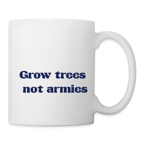 Grow trees - Coffee/Tea Mug