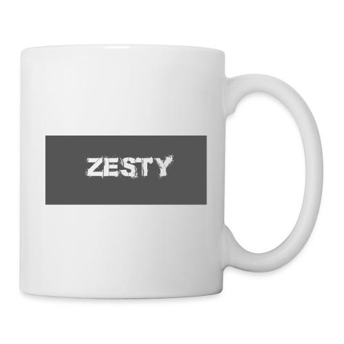 Spray Paint Font - Coffee/Tea Mug