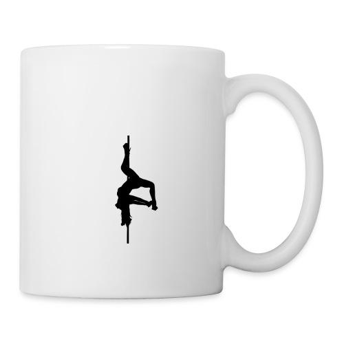 Inverted Pole Dancer - Coffee/Tea Mug