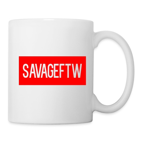 savageftw shirt - Coffee/Tea Mug