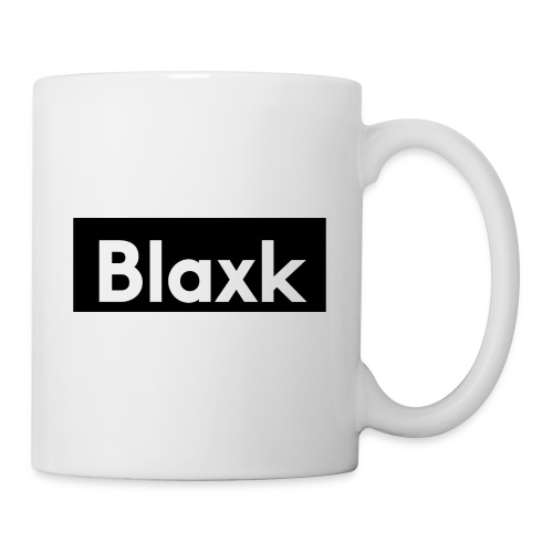 Blaxk Box Logo - Coffee/Tea Mug