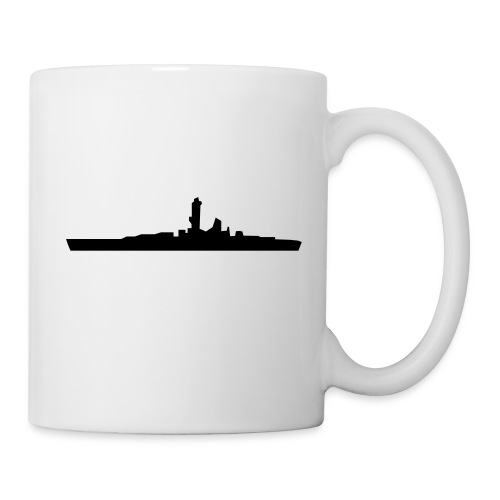 battleship - Coffee/Tea Mug