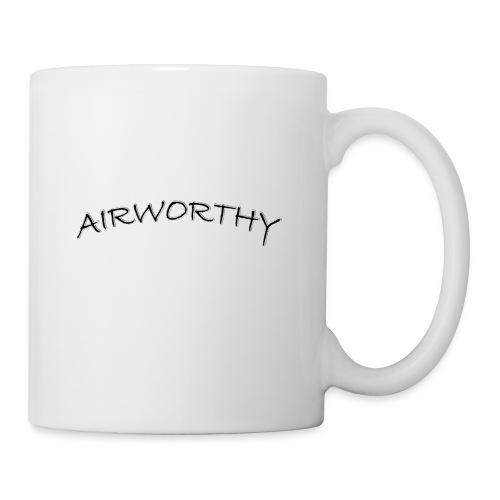 Airworthy T-Shirt Treasure - Coffee/Tea Mug