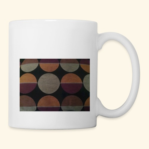 Circle patterns colour - Coffee/Tea Mug
