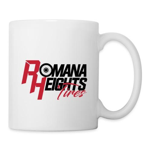 Romana Heights Logo Light - Coffee/Tea Mug