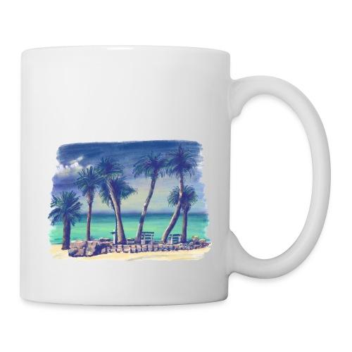 Oasis beach - Coffee/Tea Mug