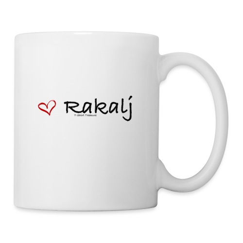 I love Rakalj - Coffee/Tea Mug