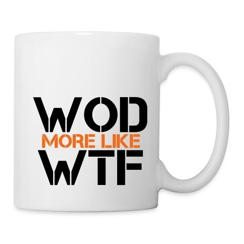 WOD - Workout of the Day - WTF - Coffee/Tea Mug
